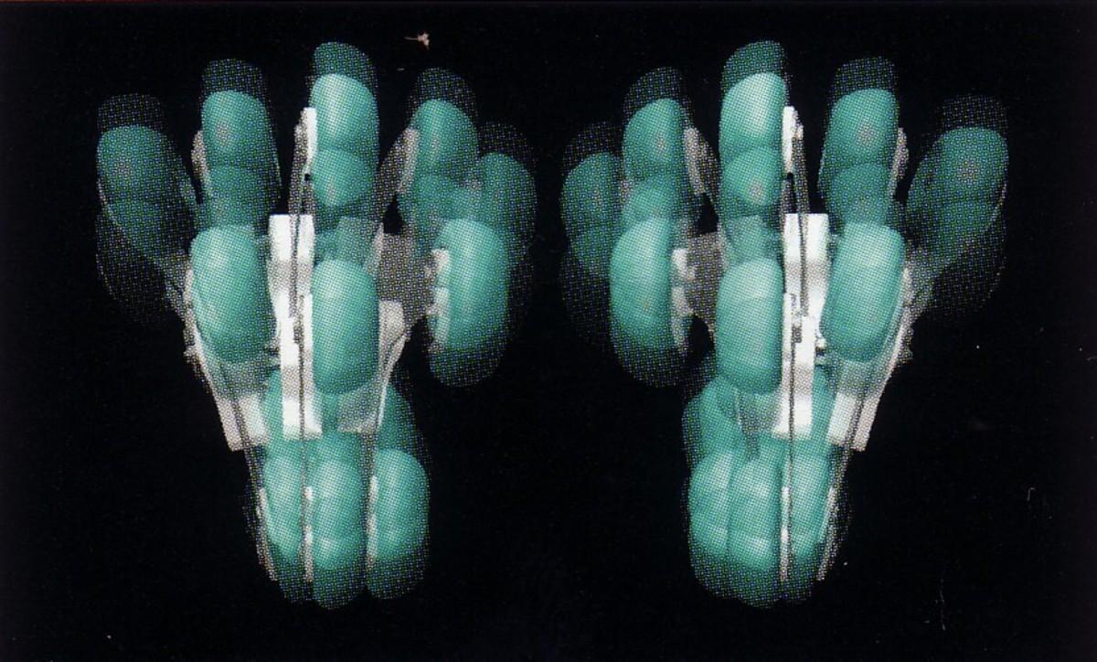Bild 4 von Alpha Techno Multifunktionsmassagesessel FED 500 schwarz