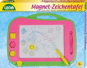 LENA® Magnet-Zeichentafel color, groß