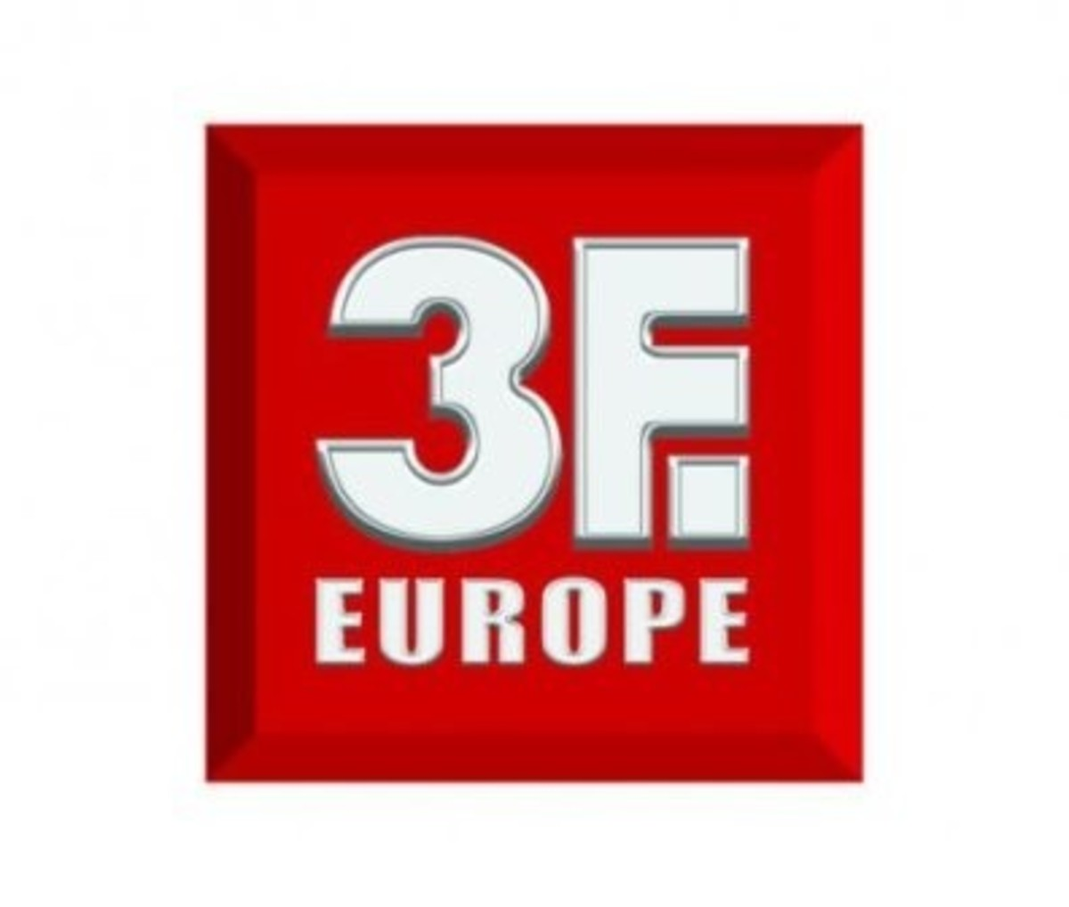 Bild 3 von 3F Lederetui (Rindleder) 4-tlg. mit Druckknopf orange