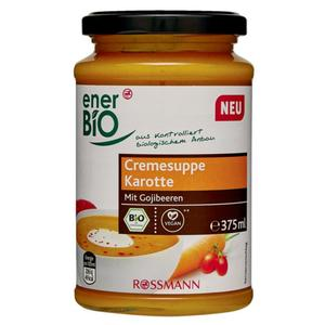 enerBiO Bio Karottencremesuppe 6.64 EUR/1 l