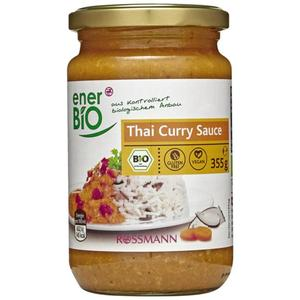 enerBiO Bio Thai Curry Sauce 6.03 EUR/1 l