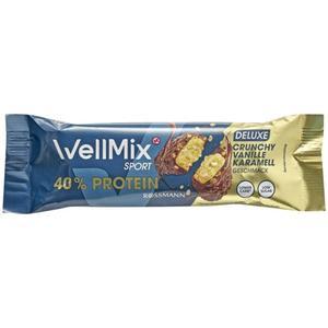 WellMix Sport Riegel Deluxe Crunchy Vanilla 1.96 EUR/100 g
