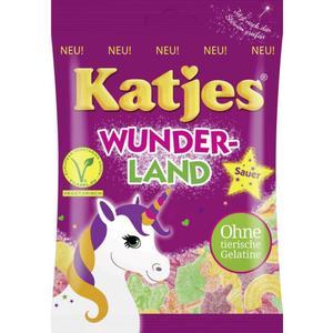 Katjes Wunderland 0.50 EUR/100 g