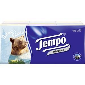 Tempo Taschentücher Nature´s Beauty Mini pack