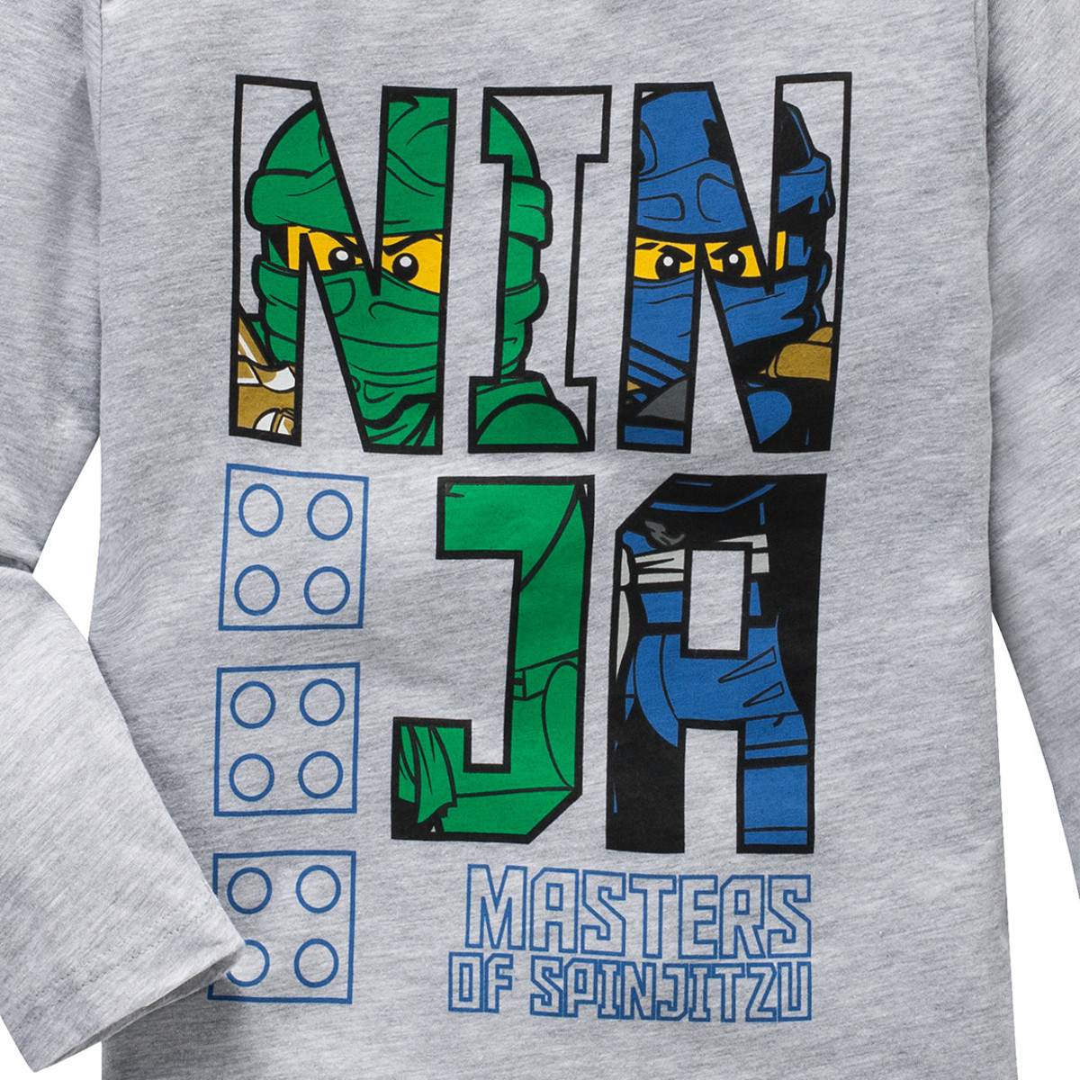 Bild 4 von LEGO Ninjago Schlafanzug