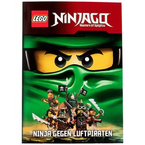 """LEGO Ninjago Buch """"Jays letzter Wunsch"""""""