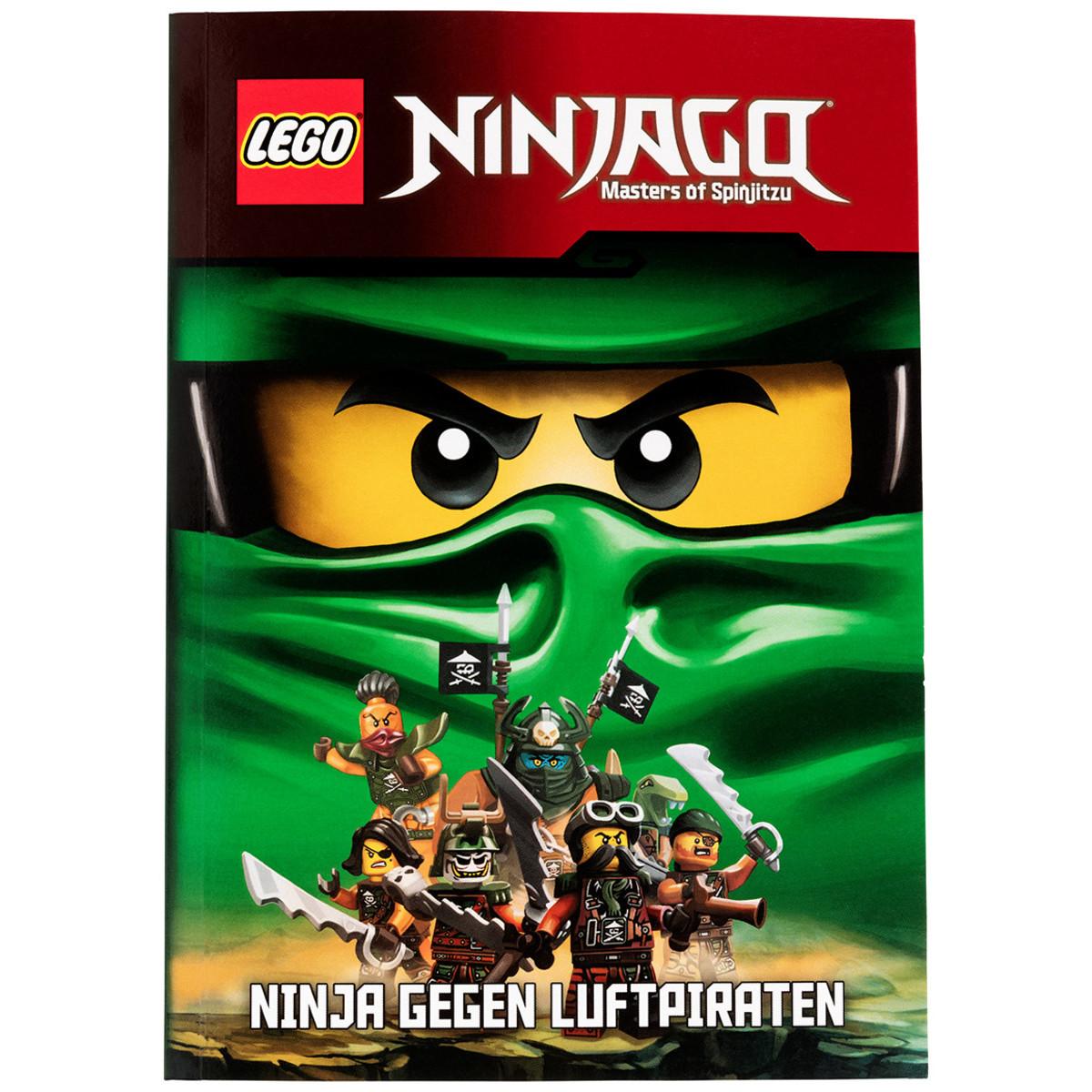 """Bild 1 von LEGO Ninjago Buch """"Jays letzter Wunsch"""""""