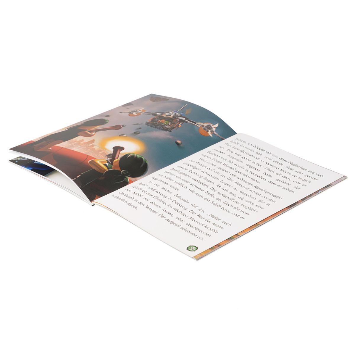 """Bild 2 von LEGO Ninjago Buch """"Jays letzter Wunsch"""""""