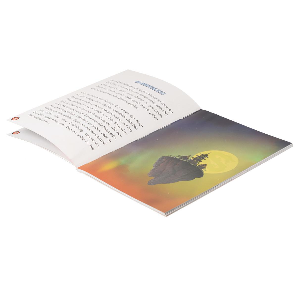 """Bild 2 von LEGO Ninjago Buch """"Die Rückkehr des Dschinns"""""""