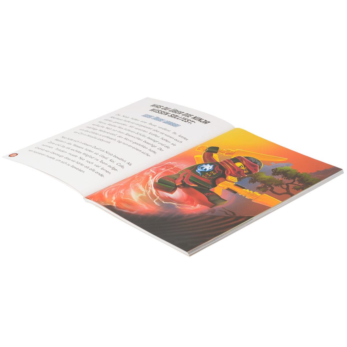 """Bild 3 von LEGO Ninjago Buch """"Die Rückkehr des Dschinns"""""""