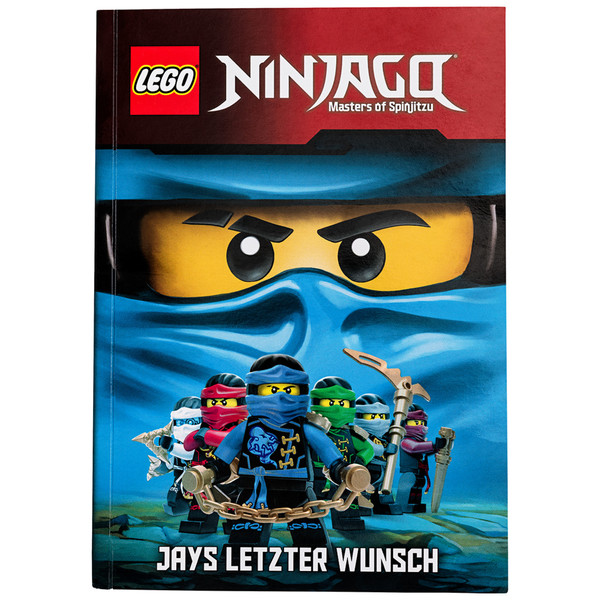 """LEGO Ninjago Buch """"Ninja gegen Luftpiraten"""""""