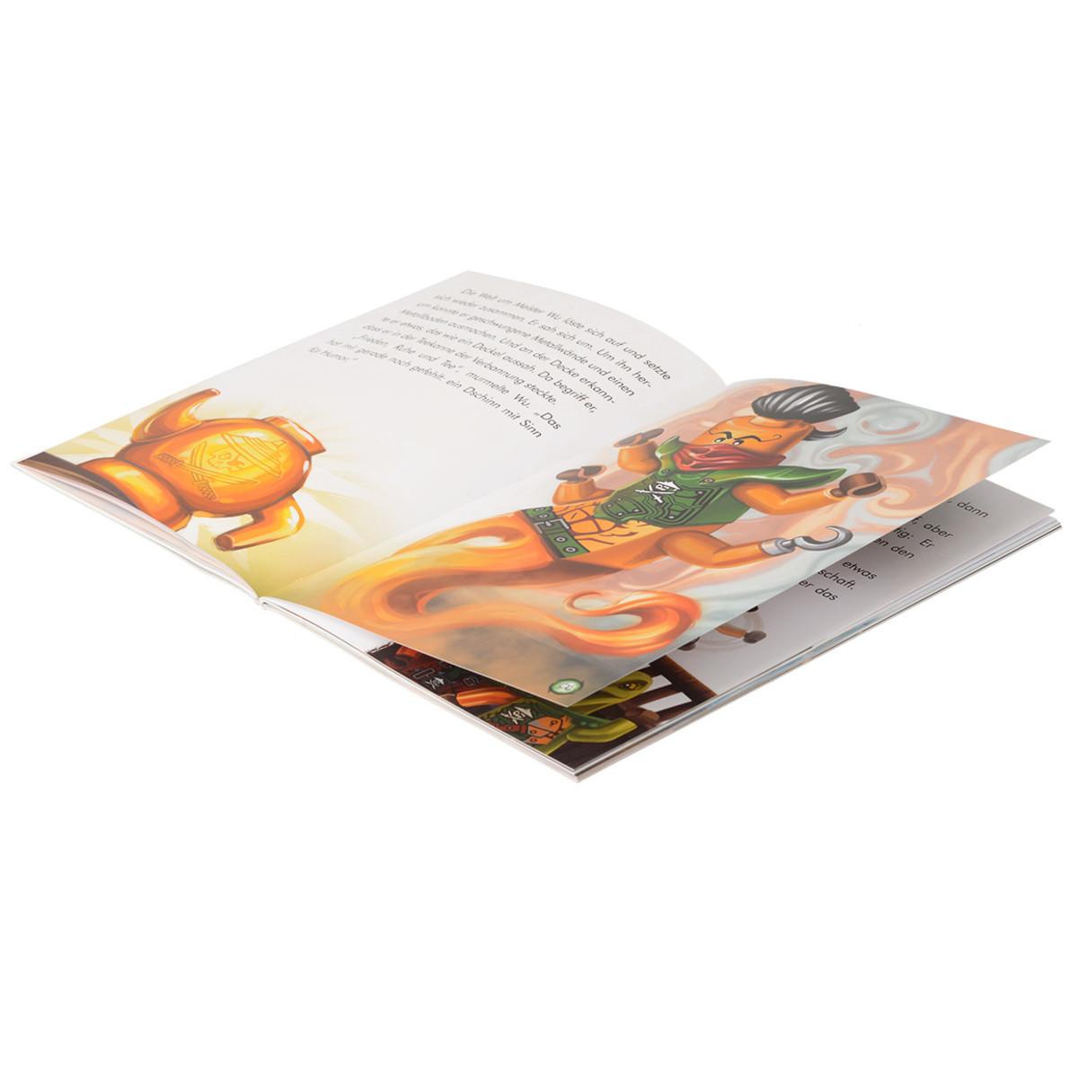 "Bild 3 von LEGO Ninjago Buch ""Ninja gegen Luftpiraten"""