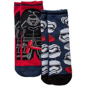 2 Paar LEGO STAR WARS Socken