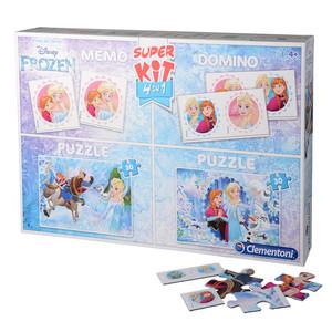 Die Eiskönigin Spielset 4 in 1