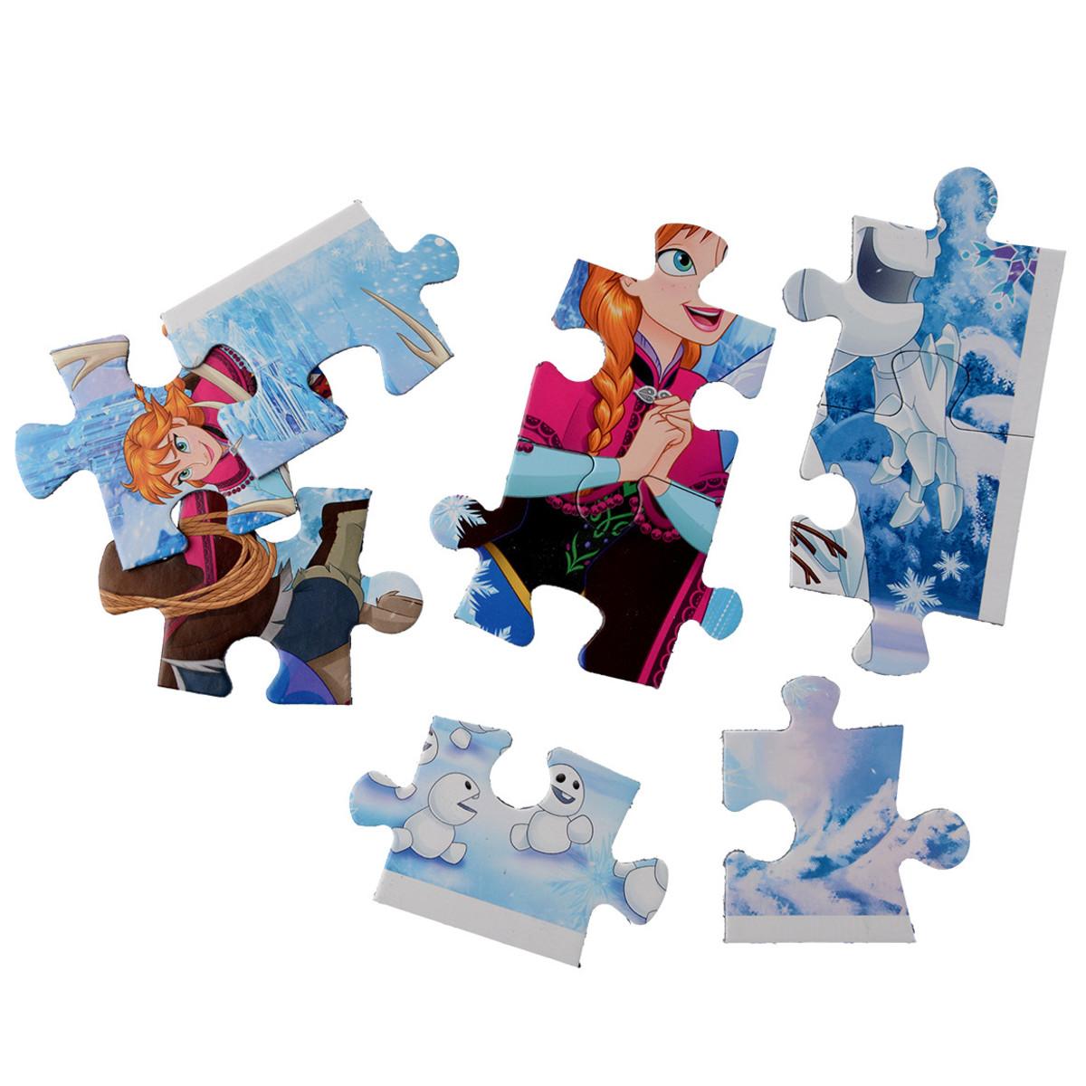 Bild 3 von Die Eiskönigin Spielset 4 in 1