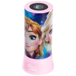 Die Eiskönigin LED Projektor mit Farbwechsel