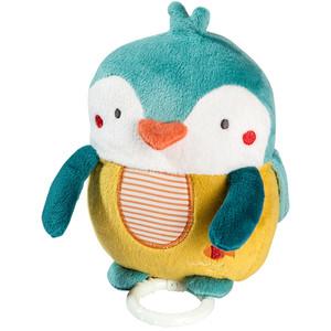 Baby Spieluhr im Pinguin-Design