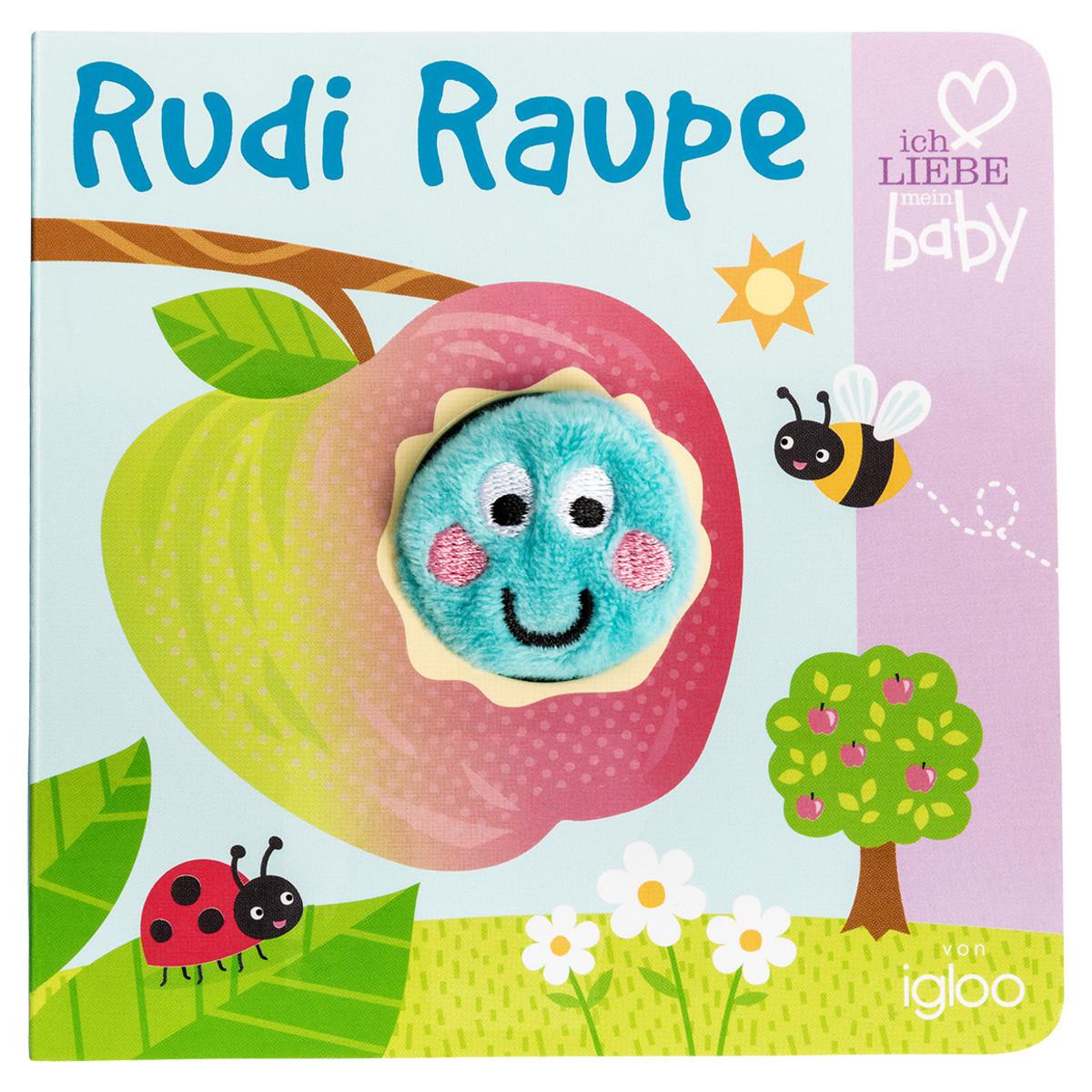 Bild 1 von Baby Fingerpuppenbuch mit Schnecke