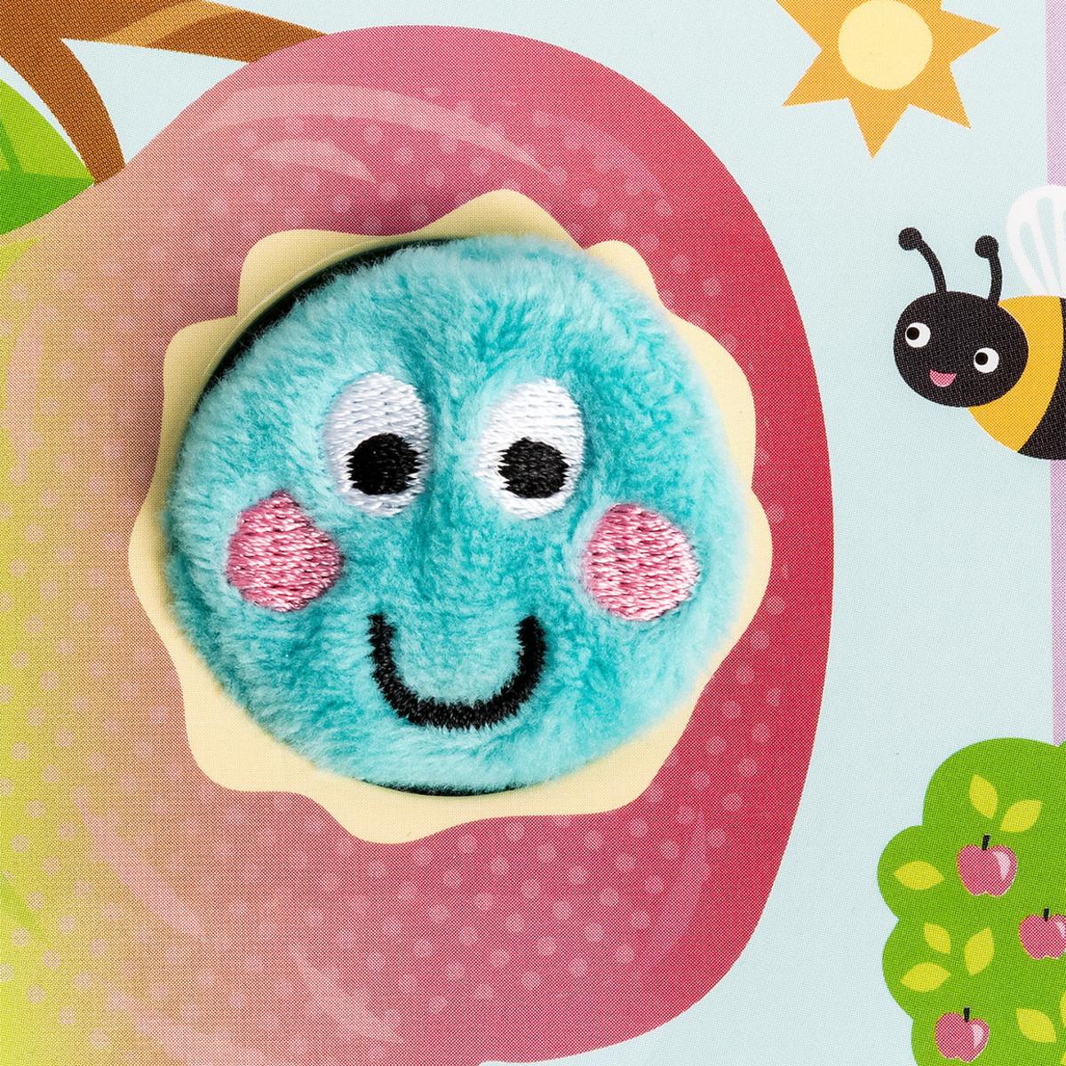 Bild 3 von Baby Fingerpuppenbuch mit Schnecke