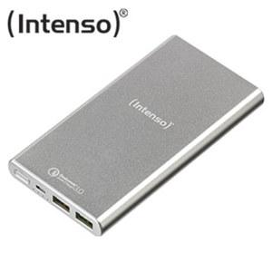 Powerbank Q10000 • stabiles Metallgehäuse • unterstützt Quick Charge™ 3.0 • mit Micro-USB-Ladekabel • 10.000 mAh