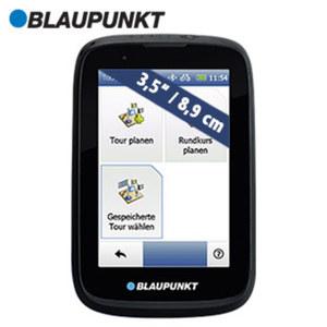Navigationsgerät BikePilot² • elektronischer Kompass, Barometer • 4-GB-Speicher • microSD™-Slot bis zu 64 GB • wasserdichtes Gehäuse nach IPX5-Norm • Karten für 25 Länder
