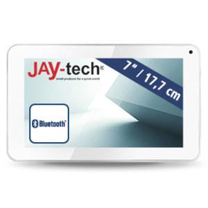 Multimedia-Tablet-PC TXE7D • Quad-Core-Prozessor (bis zu 1,2 GHz) • microSD™-Slot bis zu 32 GB • Android™ 6.0 • schwarz oder weiß • 1-GB-DDR3-RAM • 8-GB-Flashspeicher