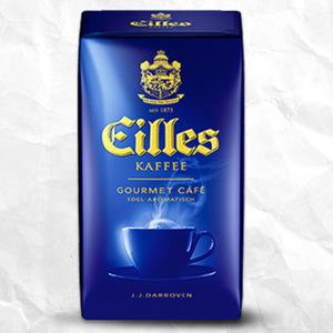 Eilles Gourmet Kaffee jede 500-g-Vac.-Packung