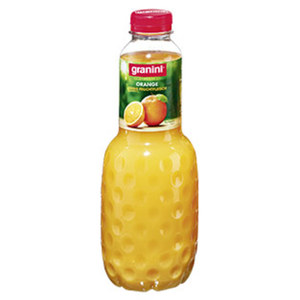 Granini Trinkgenuss 1 Liter oder Selection 0,75 Liter, versch. Sorten,  jede Flasche