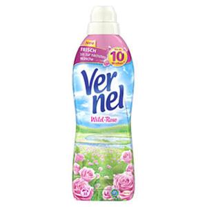 Vernel Weichspüler 33 Waschladungen, versch. Sorten, jede Flasche