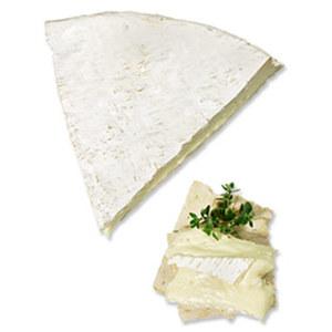 Tortenbrie Französischer Weichkäse, 60 % Fett i. Tr., je 100 g
