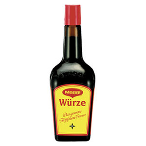 Maggi Würze jede 1-kg-Flasche