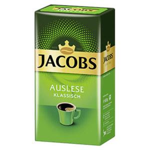 Jacobs Auslese versch. Sorten jede 500-g-Vac.-Packung