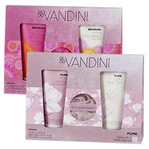 Aldo Vandini Geschenkpack mit Tuff Duschgel/ Cremdusche und Bodybalsam, -lotion, -fluid, je Set