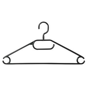 Kleiderbügel 6 Stück in Schwarz