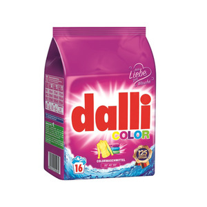 Dalli Colorwaschmittel 1,12 kg