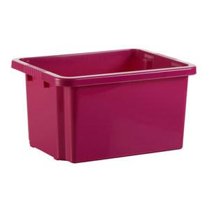 Kunststoff Dreh-Stapelbox 43 x 34 x 24 cm