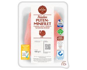 MEINE METZGEREI Puten-Minifilet*