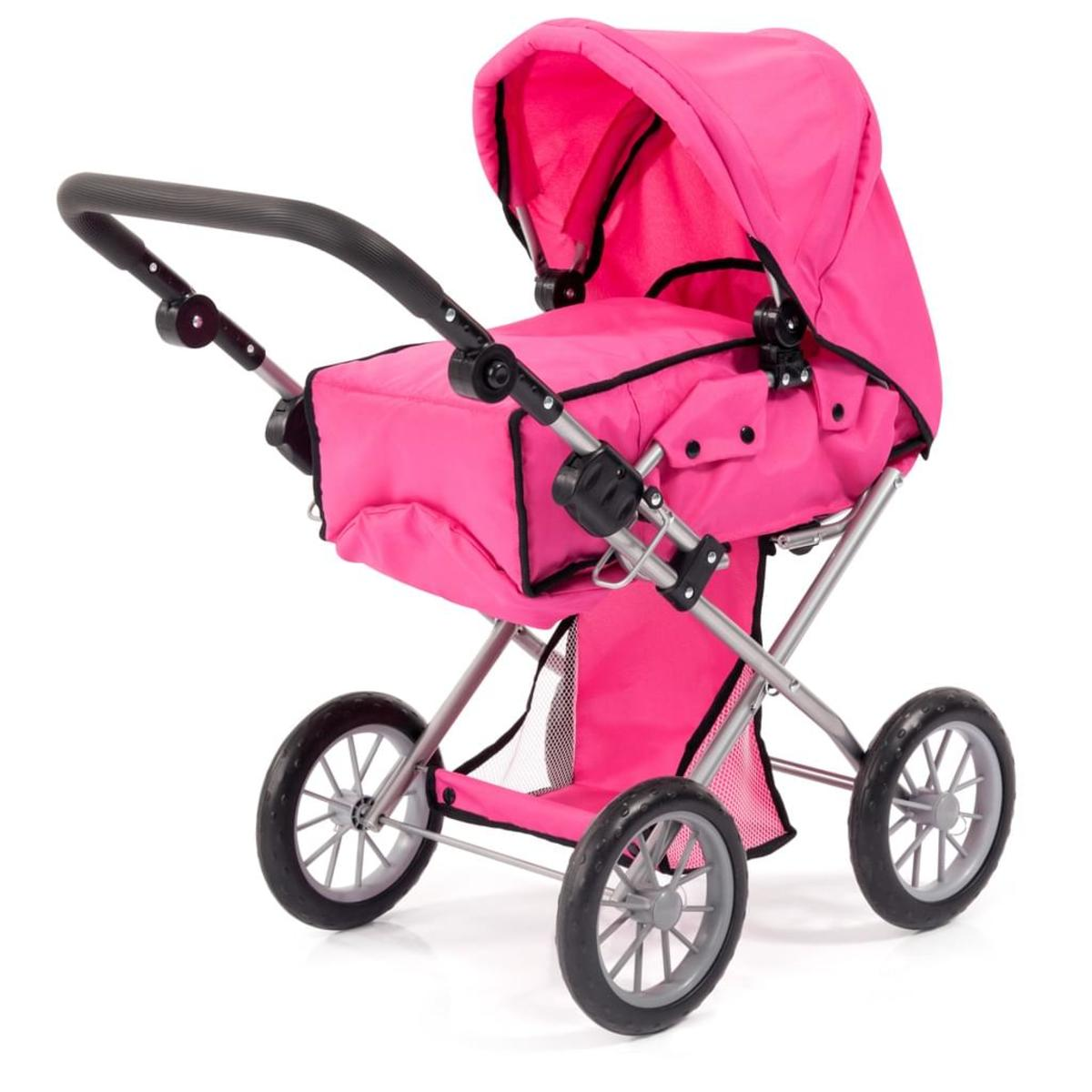 Bild 2 von Puppenwagen City Star pink
