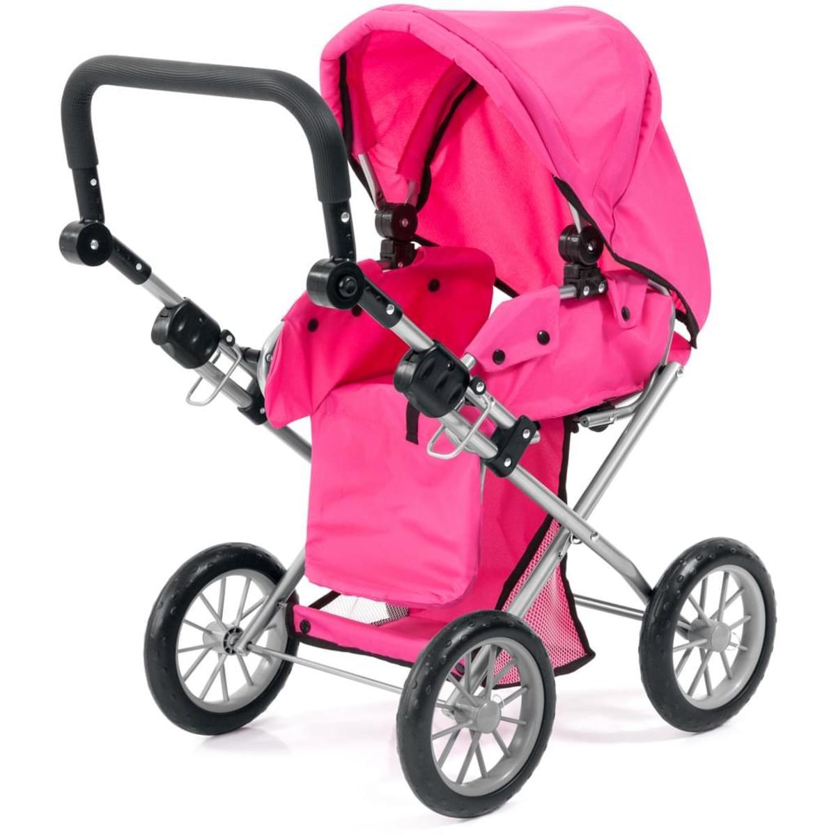 Bild 3 von Puppenwagen City Star pink