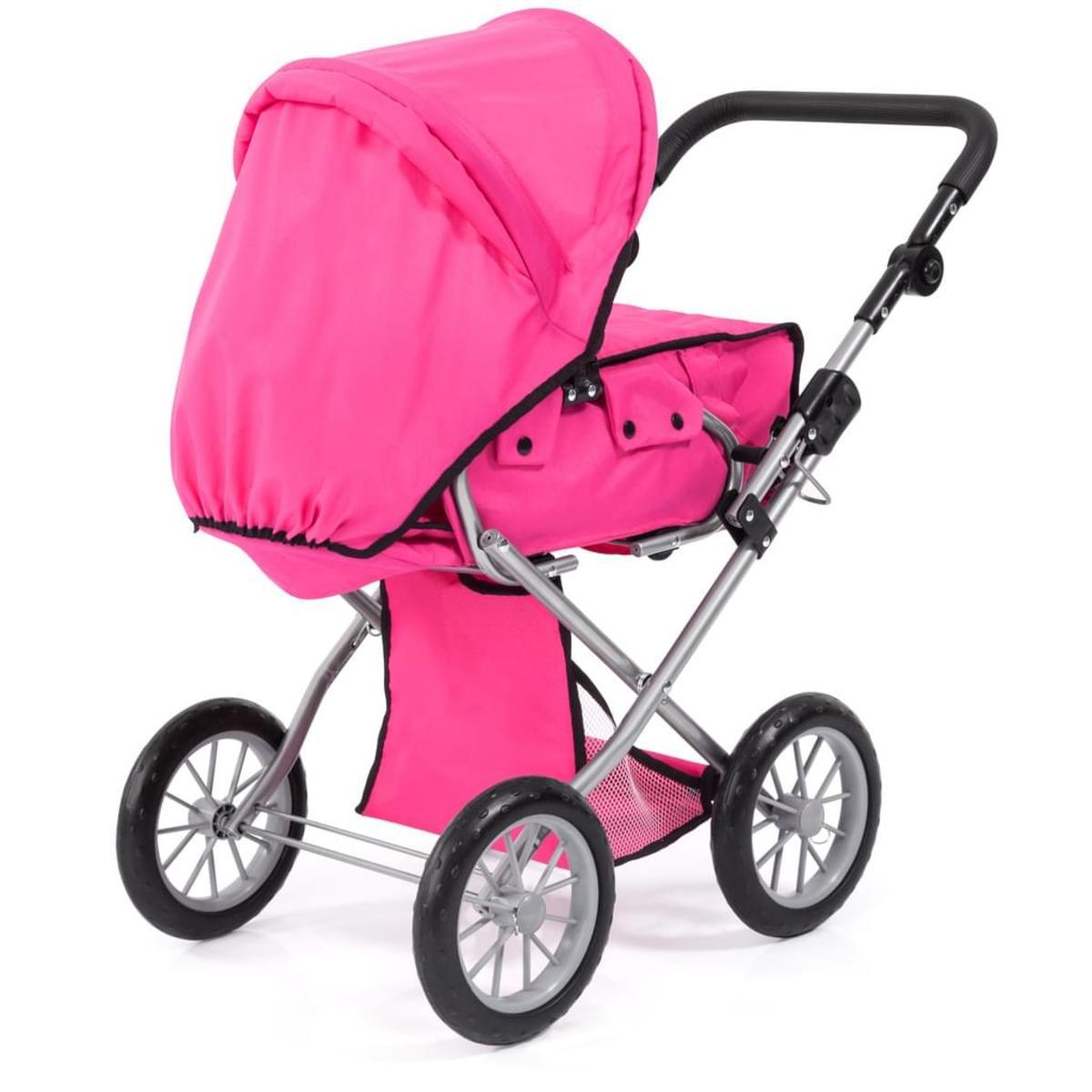 Bild 4 von Puppenwagen City Star pink