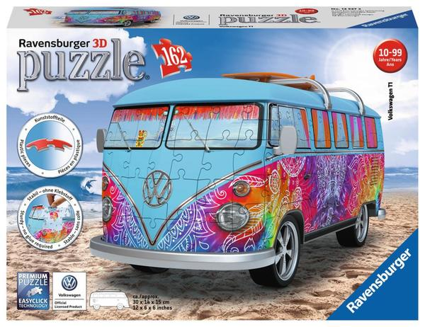 Ravensburger VW Bus T1 Indian Summer 3D Sonderformen
