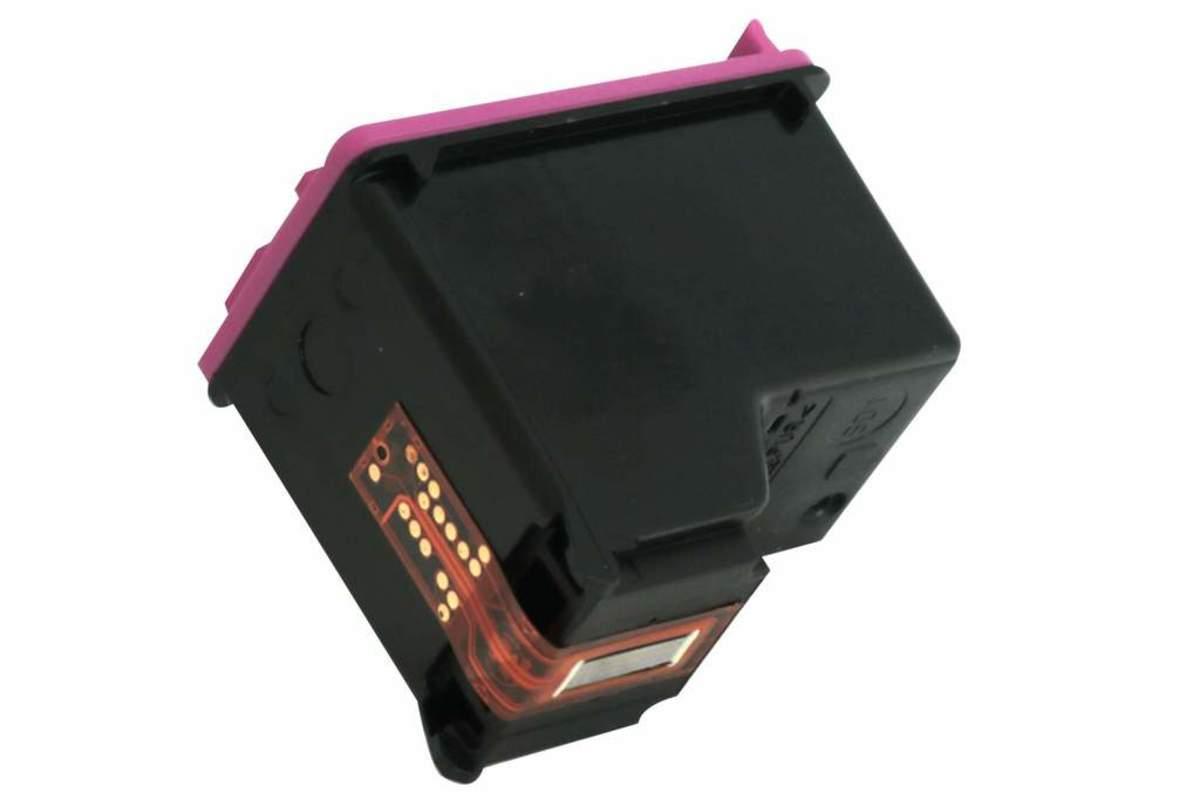 Bild 4 von Original HP Drucker Tintenpatrone 304 dreifarbig Tri- colour