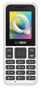 ALCATEL onetouch 1066D 4 MB Feature Phone - Weiß - 4,6 cm (1,8 Zoll) 160 x 120 QQVGA - 4 MB RAM - 2G - kein SIM-Lock - Bar - 2 SIM Support - 400 mAh Akku - 16 GB microSD Unterstützung