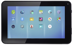 Jay-tech Tablet PC TXE7D mit Quad Core Prozessor (4 x 1,3 GHz)