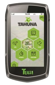 TEASI One CLASSIC - GPS Fahrradnavigation Wandernavigation
