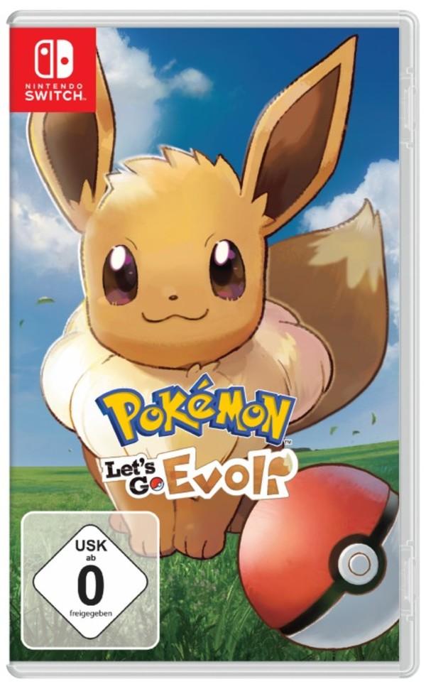 POKEMON - LETS GO EVOLI [Nintendo Switch] (VÖ 16.11.2018)