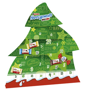 Ferrero Kinder Adventskalender Happy Moments 133 g