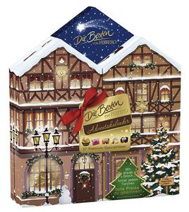 Ferrero Die Besten Adventskalender 276g