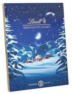 Lindt Adventskalender Weihnachts-Zauber 265 g