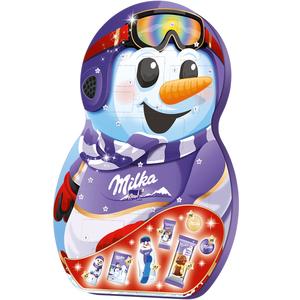 Milka Snow Mix Adventskalender 236 g